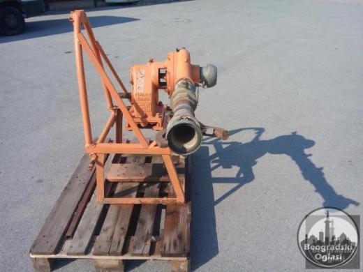 Ferralit Žalec Slovenija tip TS 1600 S