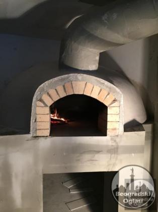 Pica peci na drva