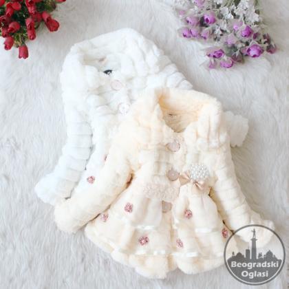 Decija jakna kaputic-visoka moda sl.A