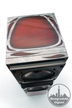 Farbanje, Restauracija i Airbrush oslikavanje Zvučnih kutija