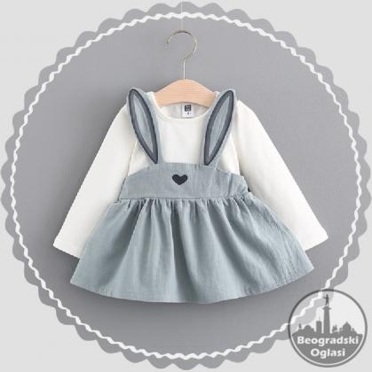 Haljina za bebe i devojcice od 12 meseci do 3 god.sl.A
