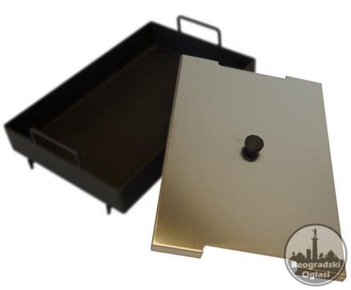 Inox poklopci za Gorenc ploče
