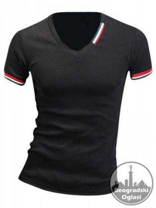 Muska polo majica Cadetblue M,XL sl.I