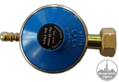 Plinski regulator 2kg/h