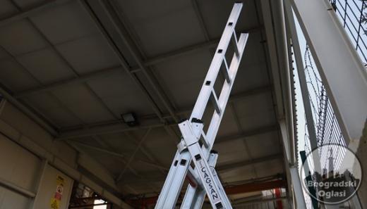 Aluminijumske Merdevine 3x12 profesionalne