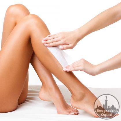 Kurs hladne depilacije i secernom pastom New Models