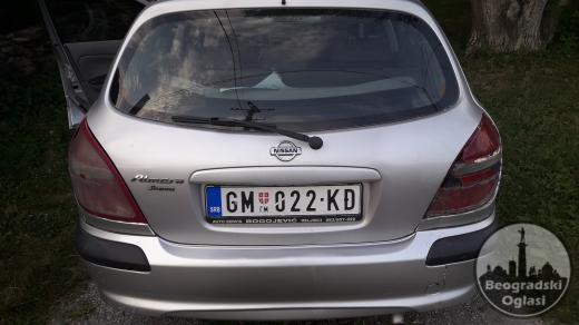 Na prodaju Nissan Almera 2.2 DI (110KS)