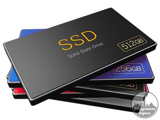 OTKUP PC komponenti, Hard diskova, SSD i Eksternih USB 3.0 HDD-a