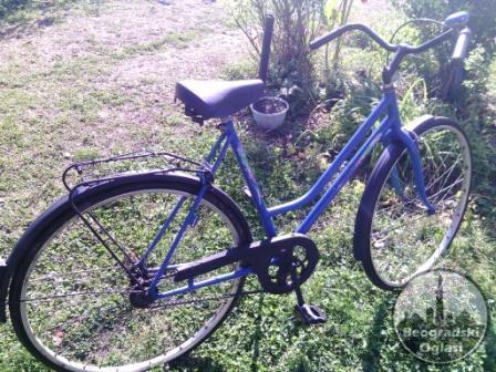 Prodajem odlično očuvanu biciklu - veoma povoljno