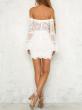 Elegantna cipkana top haljina sl.D