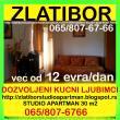 ZLATIBOR, studio apartman od 12 evra/noc
