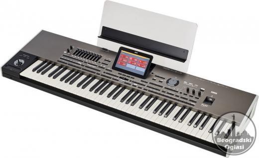 Korg PA-4X76 Musikant / Yamaha Genos XXL Set
