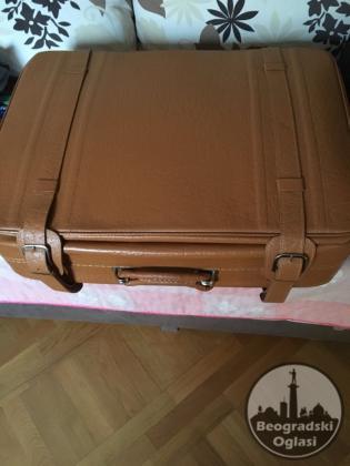 Nov kozni kofer