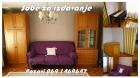 Izdajem dve jednokrevetne sobe za dva studenta-ce Kragujevac