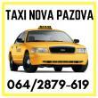 Taxi Nova Pazova - 064.2879.619. - 00-24h