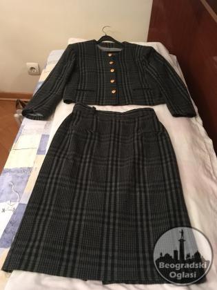 Komplet suknja i sako