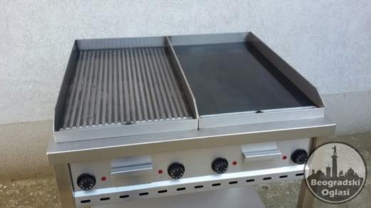 Roštilji na struju ili gas od 40x40cm do 100x60cm