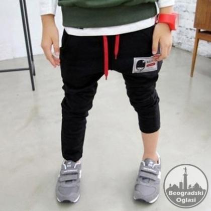Unisex harem pantalone za decake i devojcice od 2-6 g.s