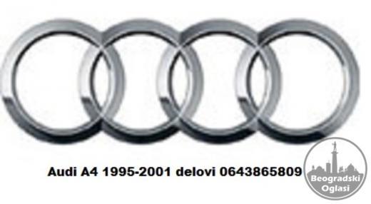 Audi A4 Audi A3 Audi A4 B7 polovni delovi za