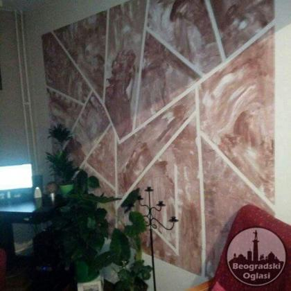 Izolacije, fasade, oslikavanje zidova, molerski i gipsarski radovi...