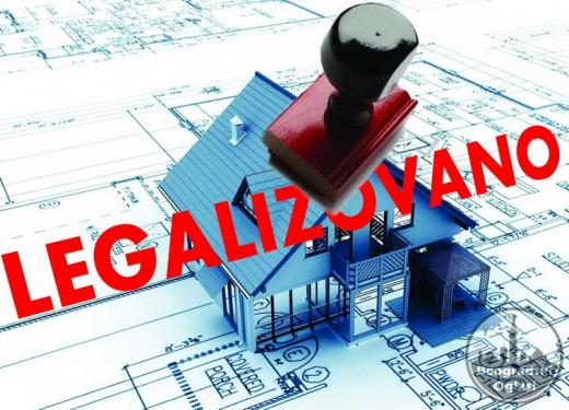 LEGALIZACIJA A2 PROJEKTNI BIRO