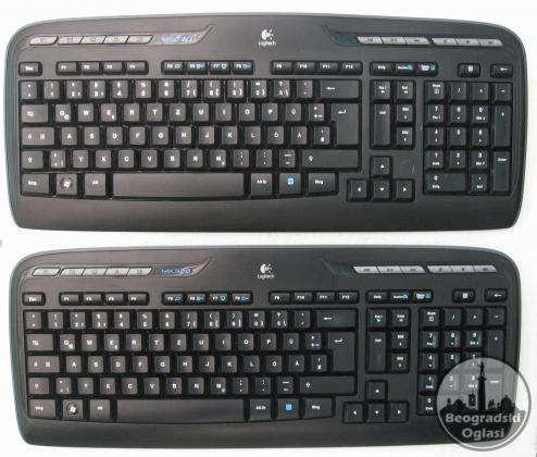 Logitech bežična tastatura MK320 + GRATIS