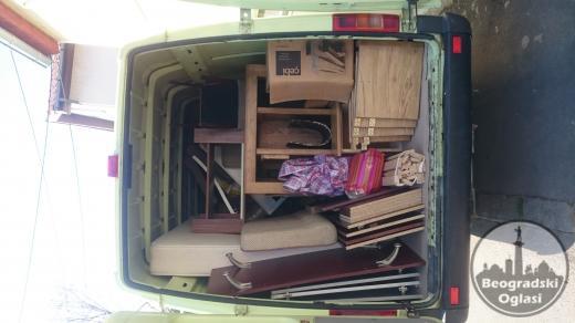 Prevoz stolarskim radionicama