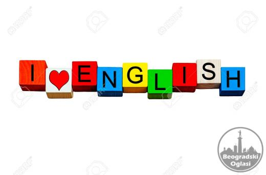 ENGLESKI CASOVI -English Language Lessons  with KOJA