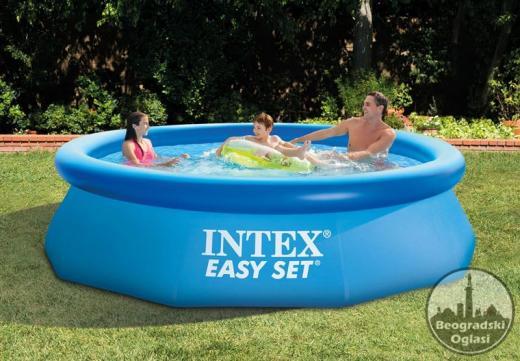 Bazen Intex sa pumpom 3.05 x 0.76 cm Easy Set