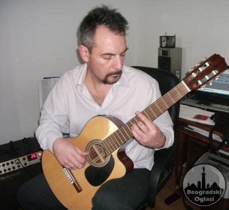 Gitara,casovi pocetnicima svih uzrasta