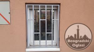 Izrada zastitnih resetki za prozore