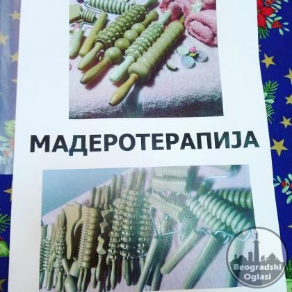 Kurs Maderoterapije Novi  Sad New Models Centar za obuku
