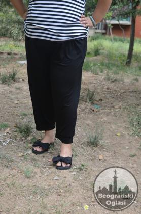 Pantalone za punije dame Xulanbaby