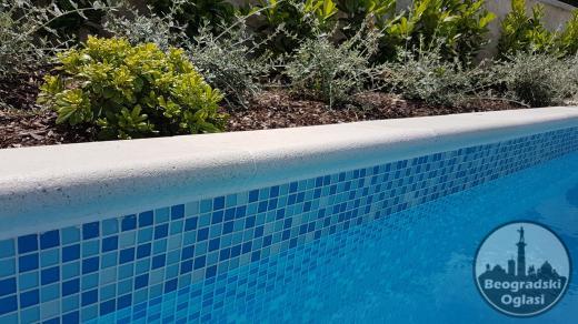 RUBNI KAMEN ZA BAZEN za sve tipove i oblike bazena