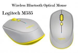 Logitech M535 Bluetooth Grey