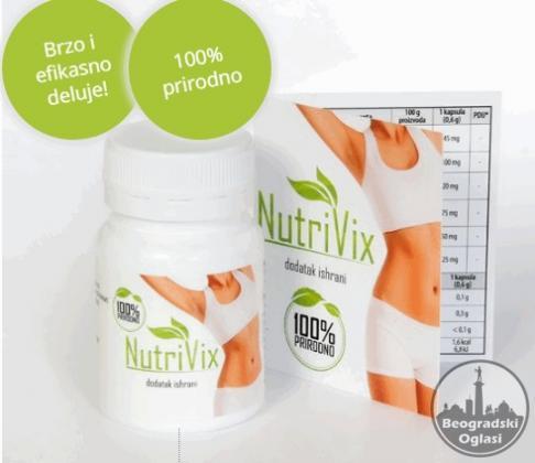 Nutrivix za manje kilograme