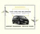 Taxi prevoz iz Beograda do drugih gradova
