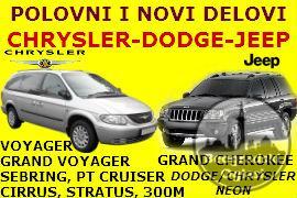Chrysler DELOVI