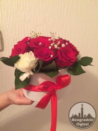 Cvetni aranzmani za sve prilike
