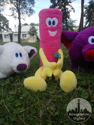Hug Toys plisane igracke