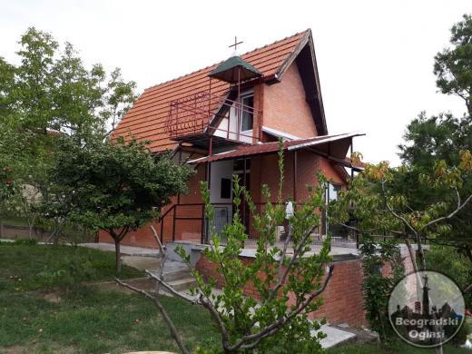 Kuća 120m2, naselje Brdež (Inđija)