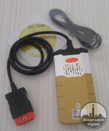 Delphi zlatna dijagnostika + Bluetooth + Jedna ploca + NEC