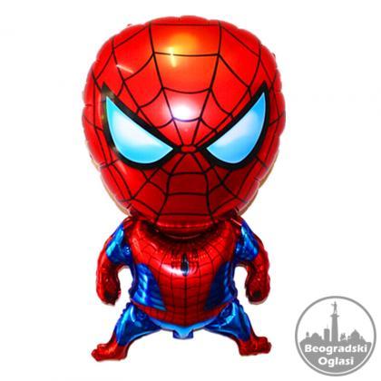 Spajdermen balon 80 x 48 cm