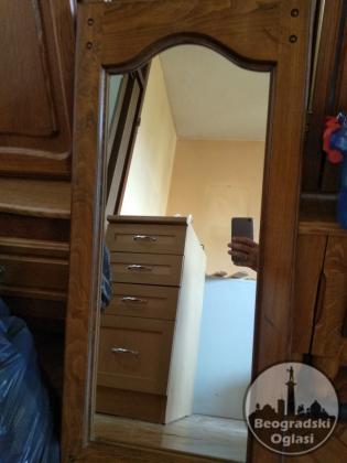 Огледало дрвени рам