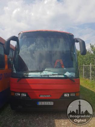 Autobus SCANIA elbo 2001.