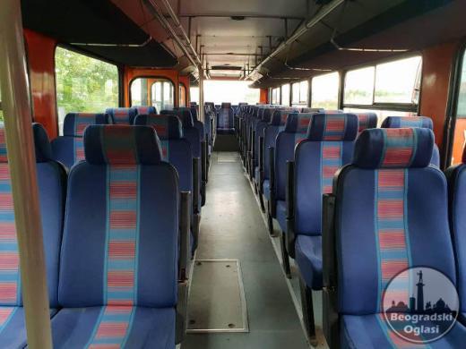 Autobusi IKARBUS model IK 103