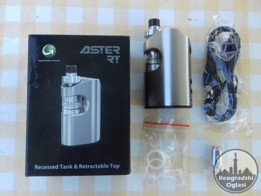 Elektronska cigareta Eleaf Aster RT