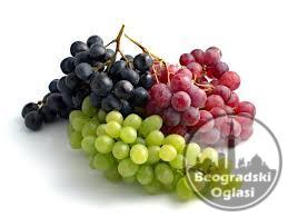 Prodajem grozdje za vino