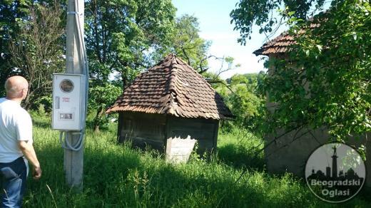 Seosko imanje Takovo sa 4,7 hektara