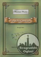 Vlastimir Peričić: HARMONIJA I i II